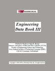 Engineering Data Book III